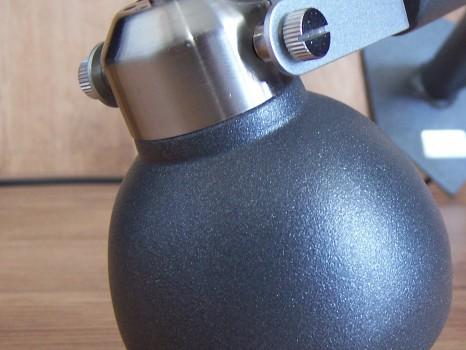 zilver metallic dartbord verlichting